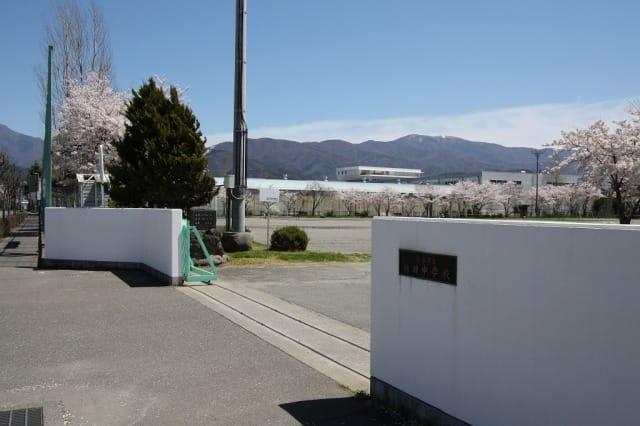 鎌田中学校