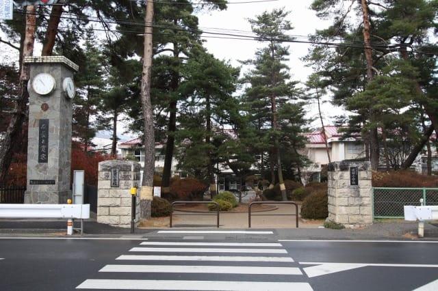 波田小学校