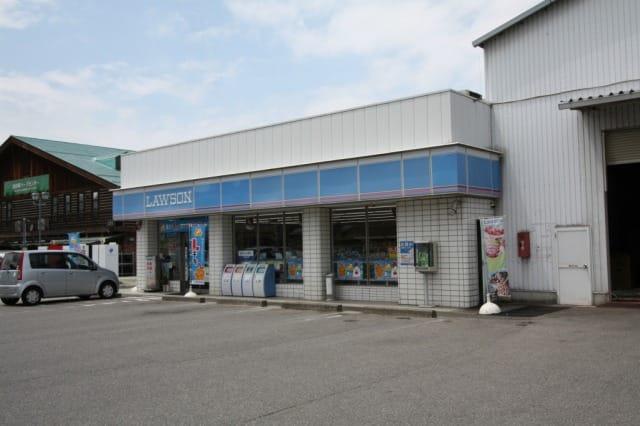 ローソン池田店