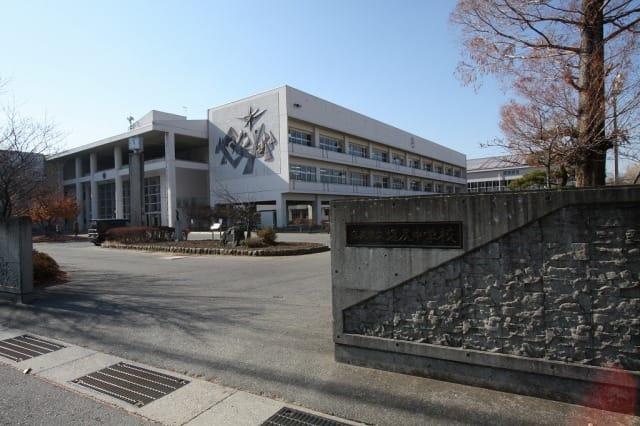 塩尻中学校